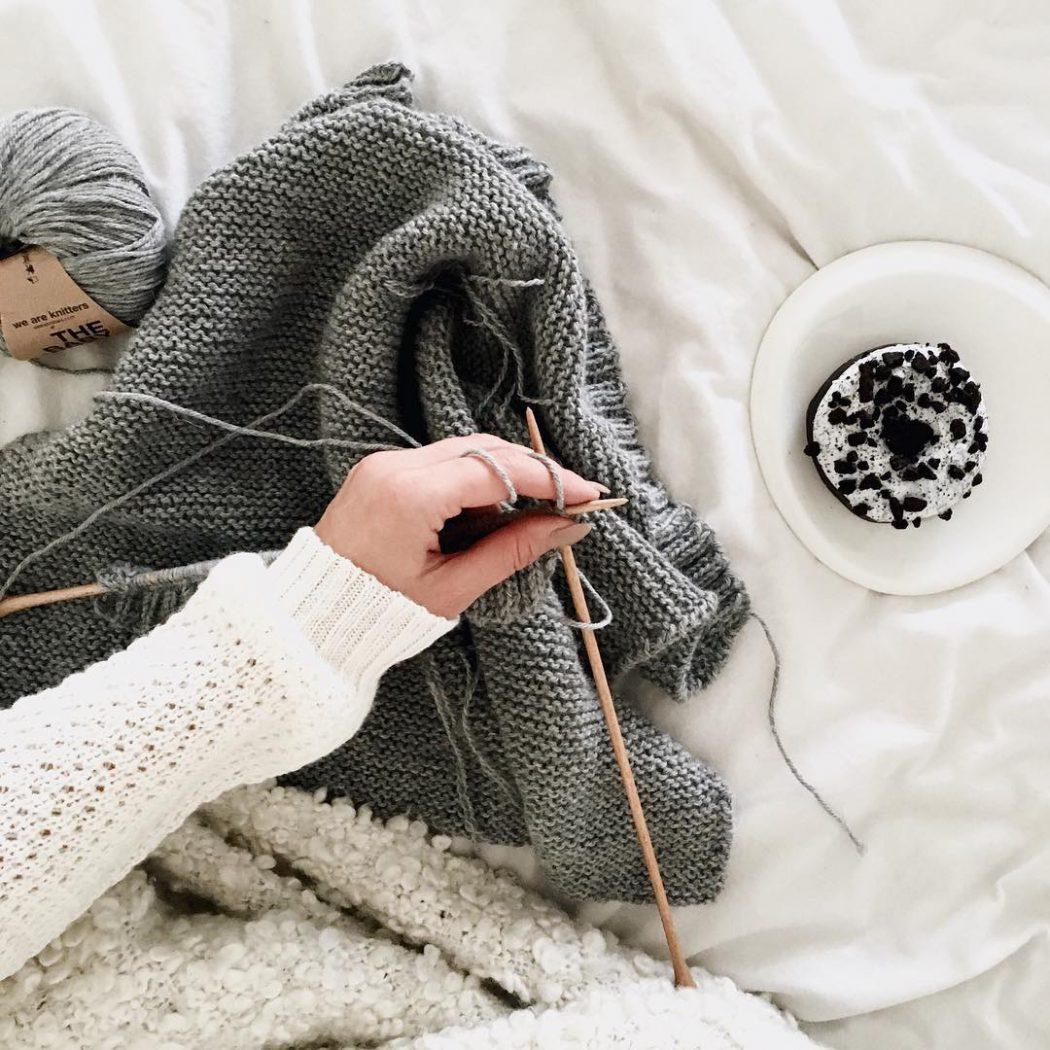 Sunday mood w weareknitters weareknitters sponsored