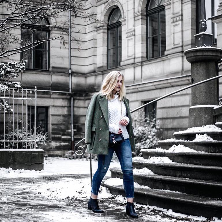 Eva Jasmin Blogger Erlangen Outfit Zara