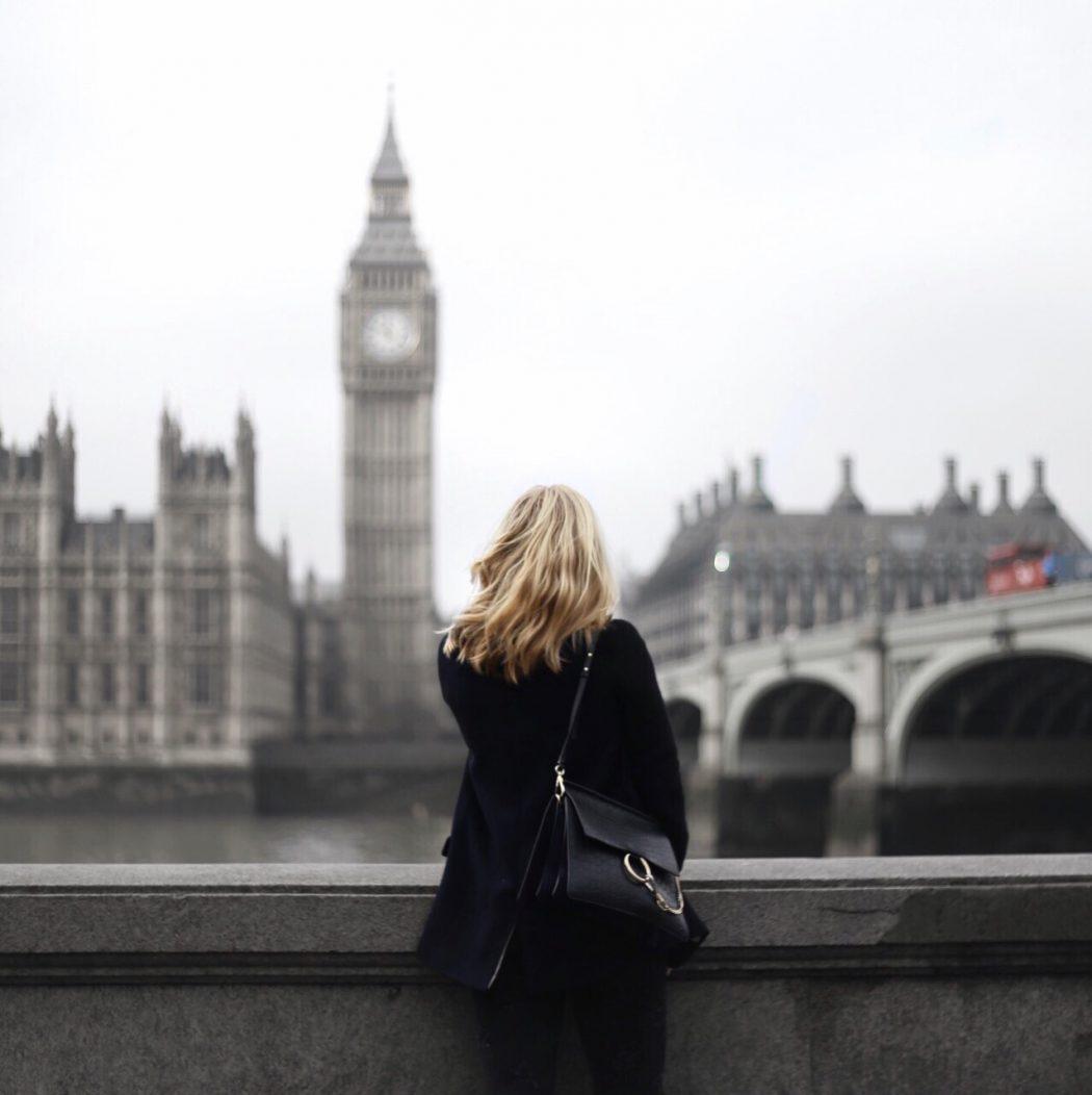 Big Ben Bridge Westminster London Eva Jasmin