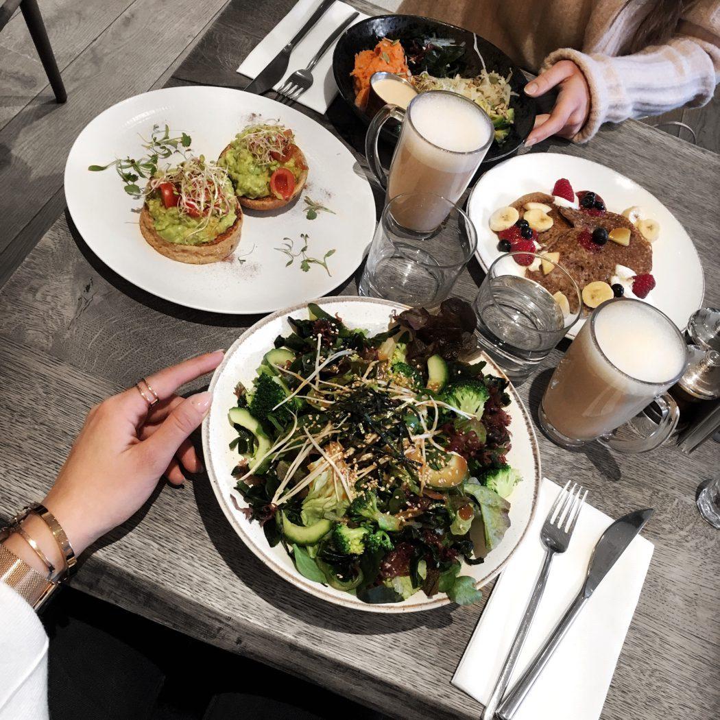 Eva Jasmin Farmacy London vegan food