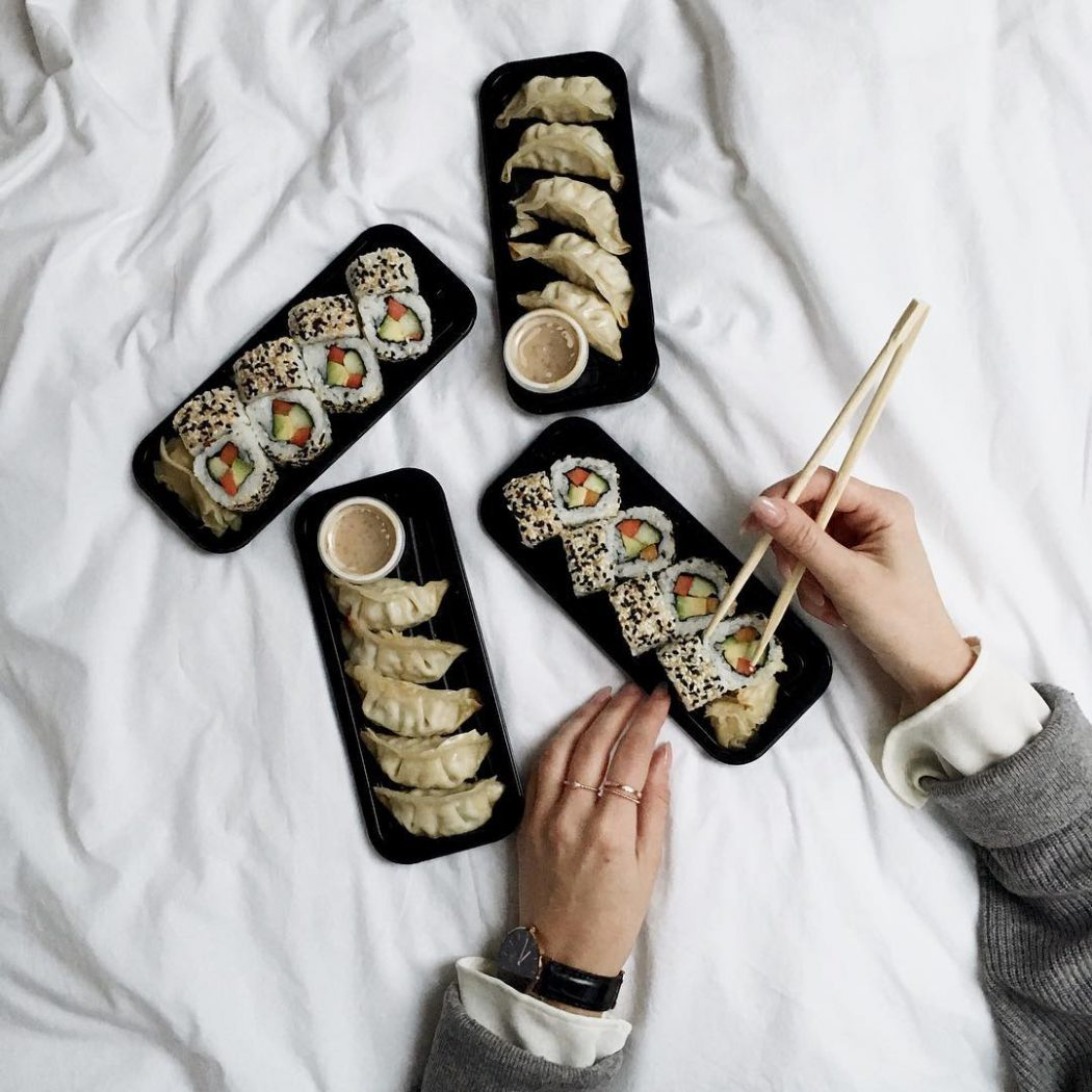tb to this sushi heaven w my girl a fewhellip