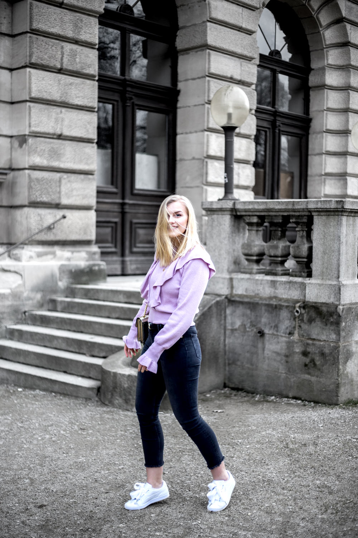 Erlangen Eva Jasmin Puma Basket Heart Gucci Pinko ootd blogger