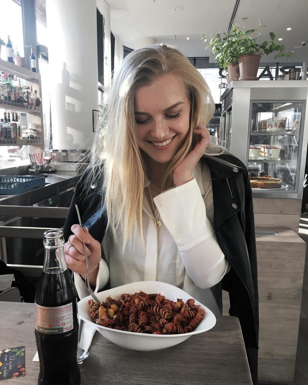 The happiest when I got food Yesterdays dinner situation whellip