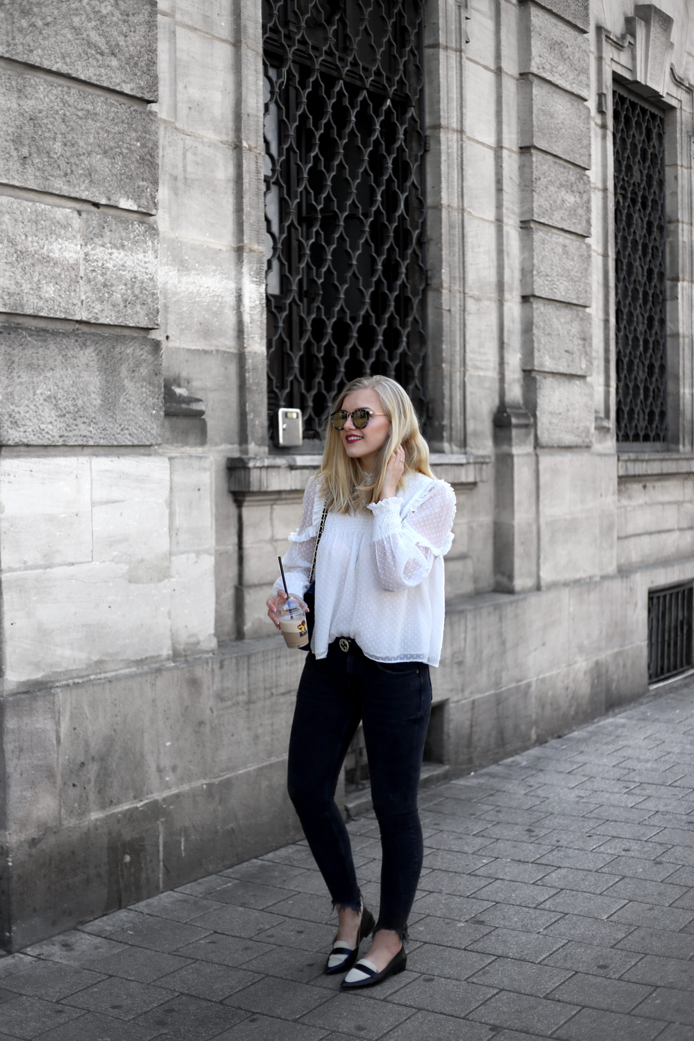 outfit blogger Gucci street style fake likes instagram