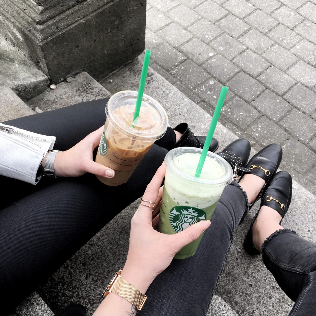 Starbucks coffee matcha blogger inspiration food ootd