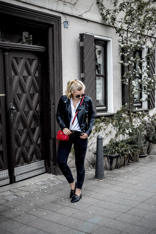 Gucci marmont street style ootd erlangen