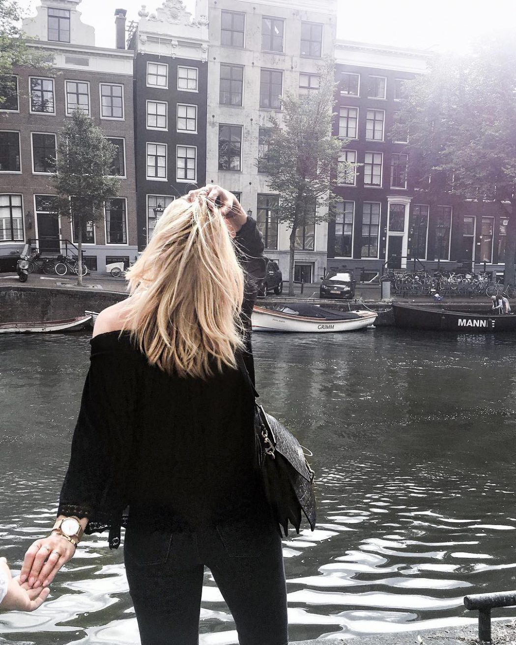 Follow me to the canals of Amsterdam