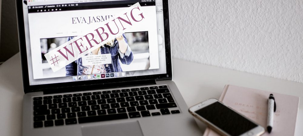 werbung self employed selbstständig blogger job business work girl student