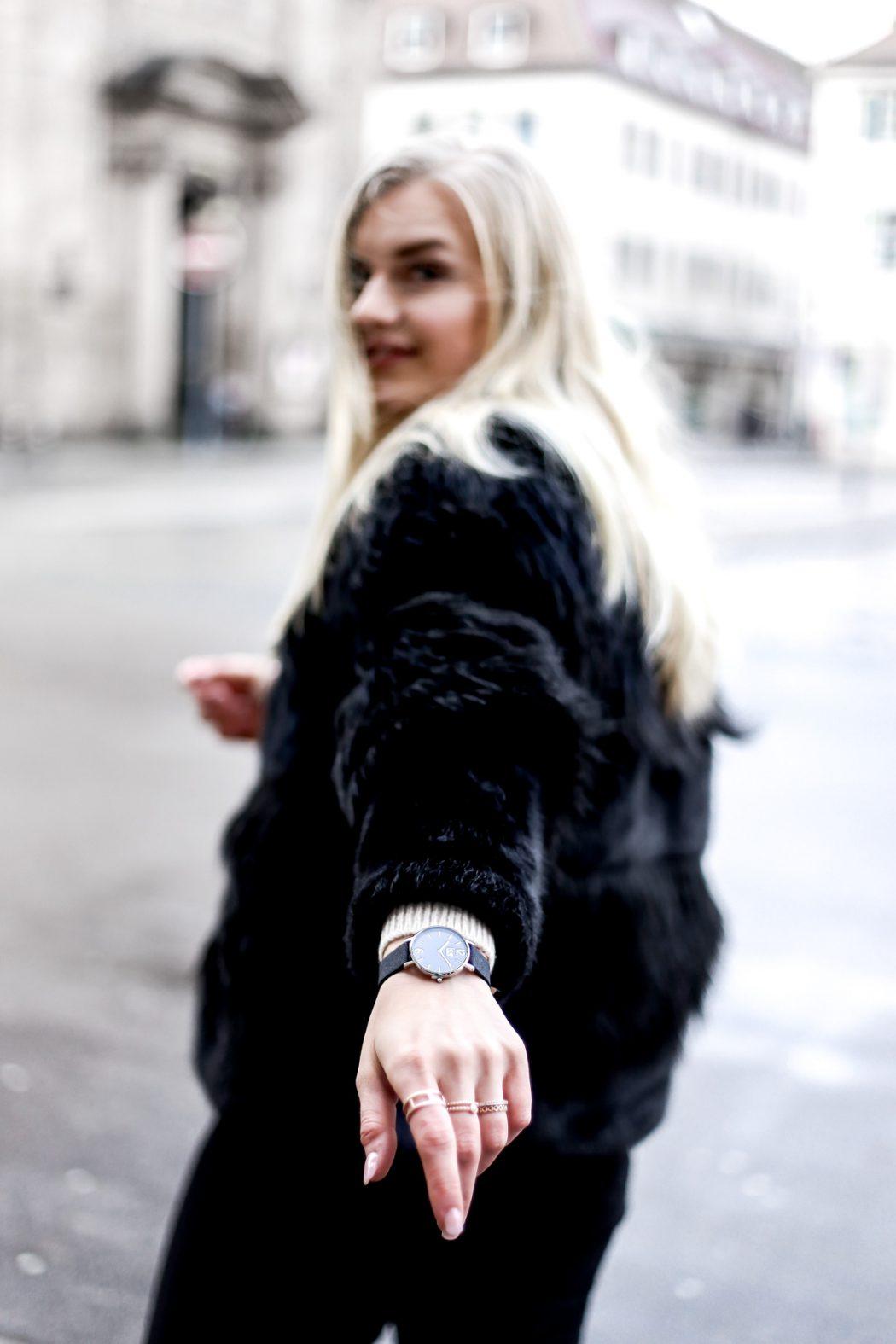 Streetstyle Ice Watch Gucci Blogger ootd Eva Jasmin