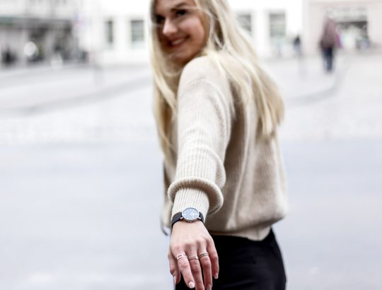 Streetstyle Ice Watch Gucci Blogger ootd Eva Jasmin
