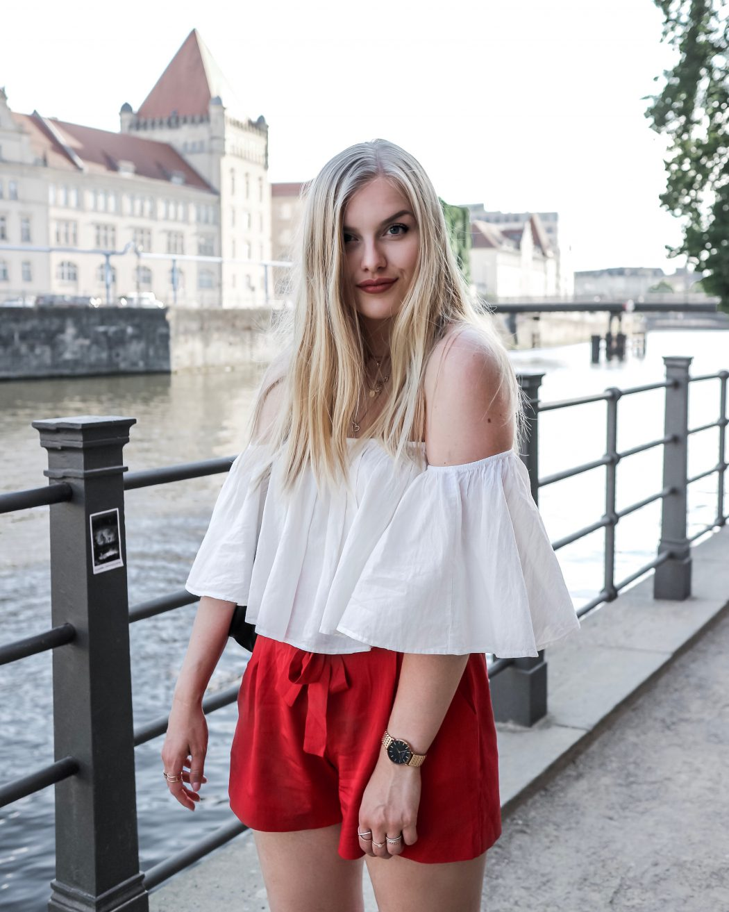 Eva Jasmin Streetstyle Berlin Fashion Week MBFW